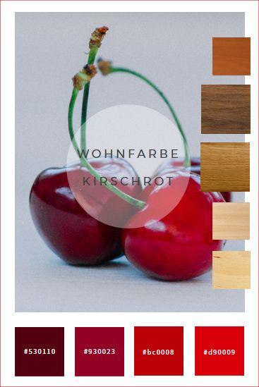Kirschrot ist ein Rotton, der als Wandfarbe hervorragend zur Geltung kommt. Wie die Farbe wirkt, in welchen Räumen du sie an die Wand streichen kannst und mit welchen Holztönen sie sich am besten k...