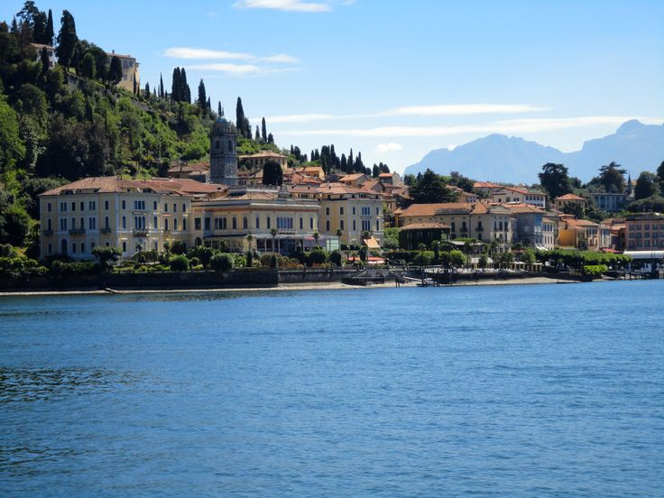 Bellagio, Lago di Como #lakecomo #bellagio #italy #italianlakes