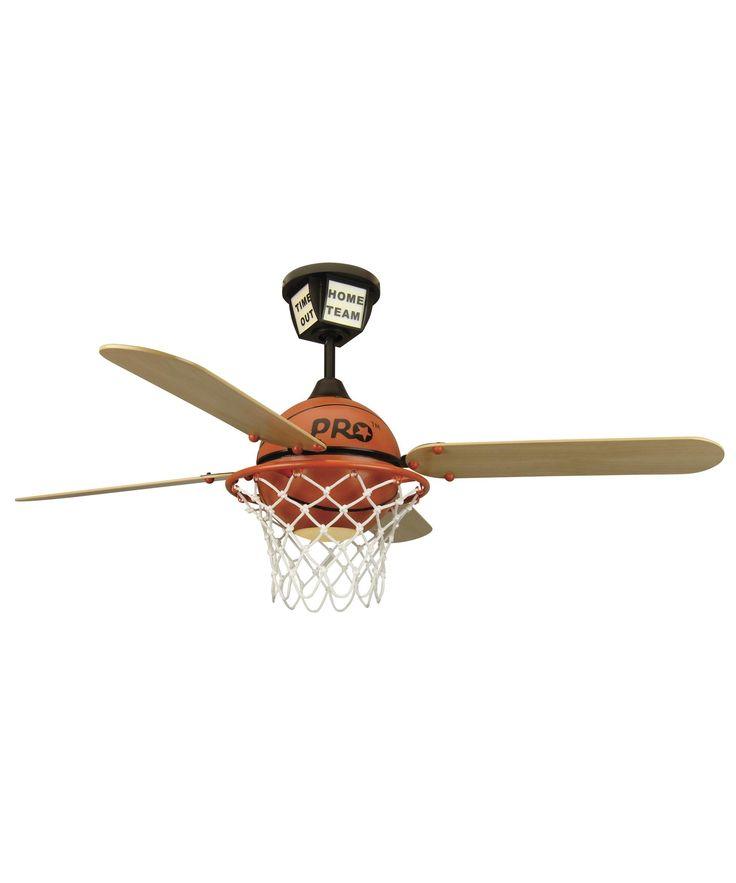 Basketball Ceiling Fan Blades