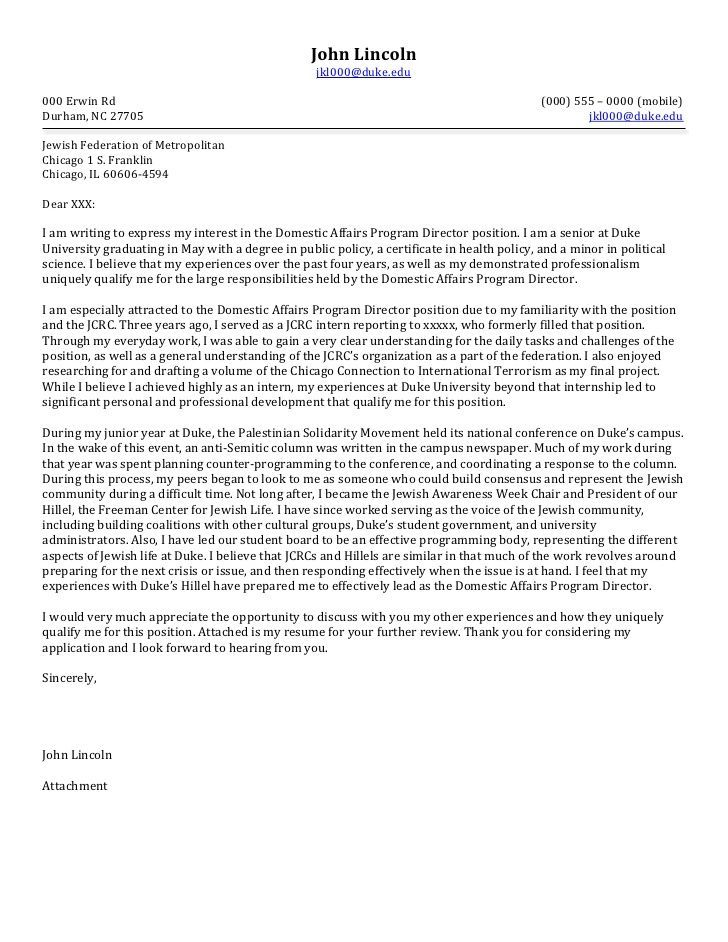 Cover letter template non profit resume examples cover