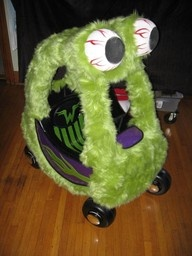 A little tikes monster!! Too cute!