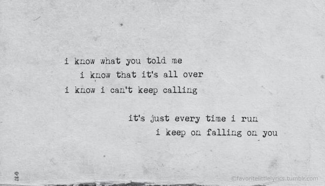 'I Know' - Tom Odell! These lyrics remind me so much of Shade and Farley - Sharley - (from Red Queen/ Glass Sword)!