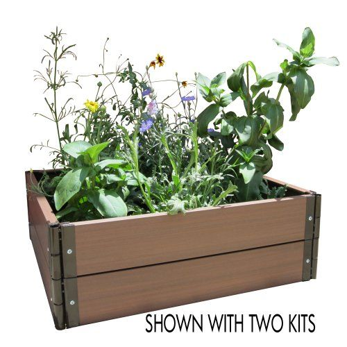112 Best Images About Gardening Raised Beds On Pinterest