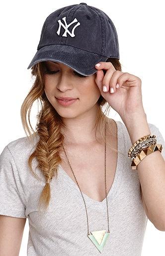 Yankees hat <3