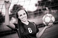Soccer Photography Poses | Senior Soccer player KJB Photography Design - Seniors | Pic Poses