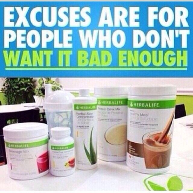 how to lose weight with herbalife