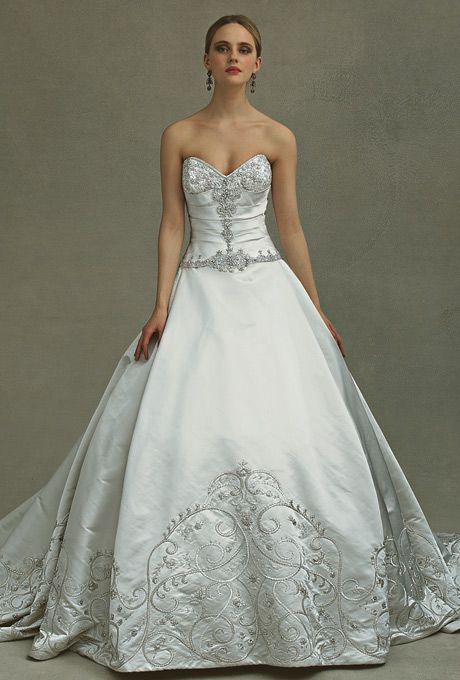 43 best eve of milady images on Pinterest | Wedding frocks ...