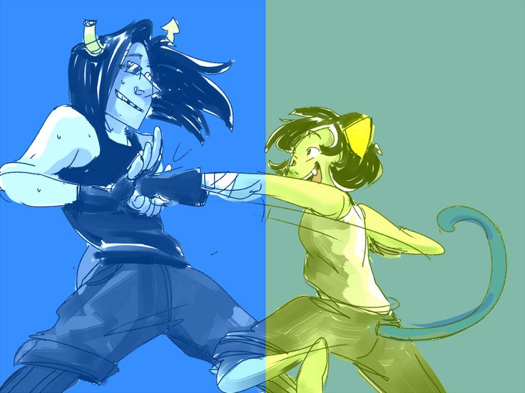 Nepeta/Equius as moirails is my OTP forever ok.