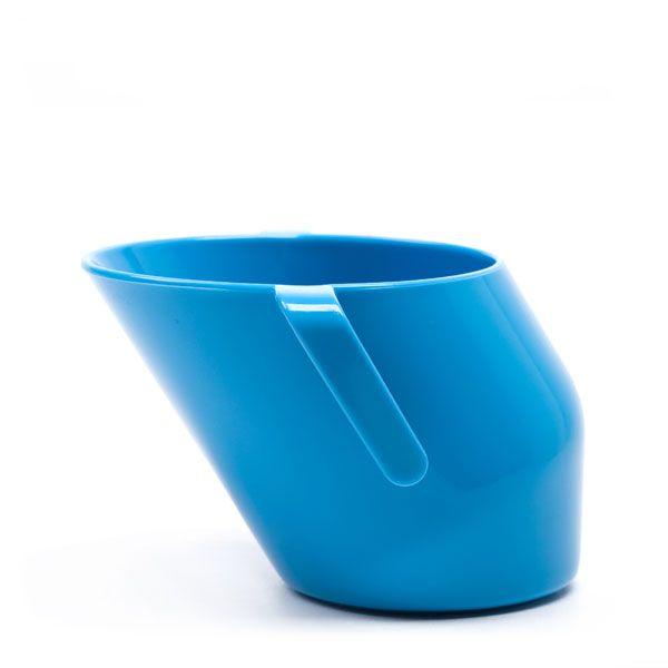 Doidy Cup - Kubeczek błękitny (3m+)
