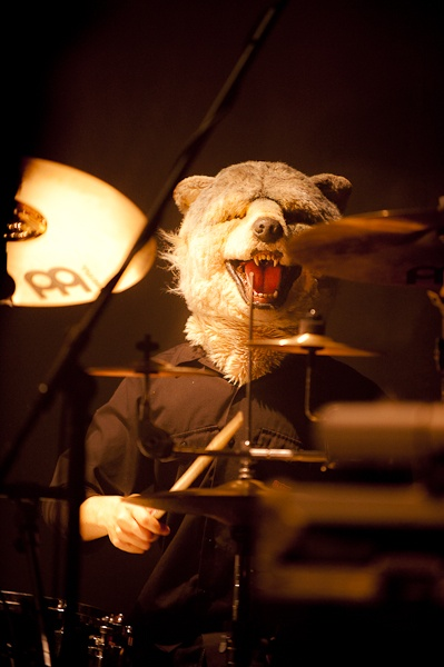 MAN WITH A MISSION JAPAN TOUR 2012