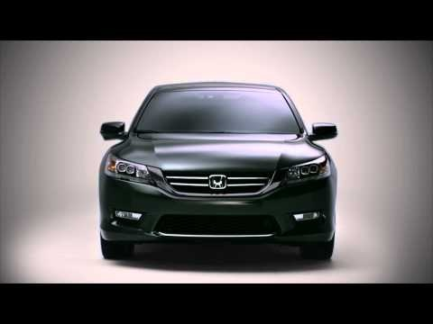 2013 Accord - All-new Earth Dreams™ Technology
