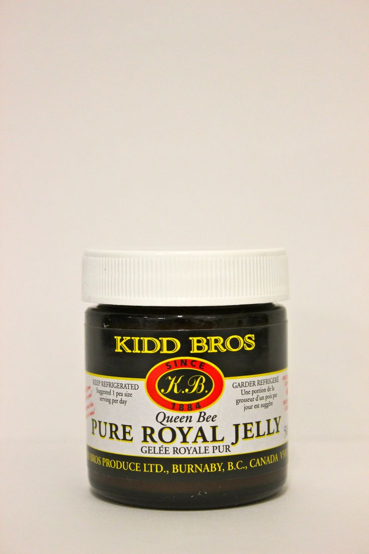 ROYAL JELLY!!! Western Sage and KB Honey (aka Kidd Bros), Straight from the Hive!  Pure Royal Jelly  Ingredients:  Pure Royal Jelly #royaljelly #ageless #natural #raw #nongmo #gmofree #glutenfree #kosher #koshercheckcertified #cfiaapproved #honey #healthfood #bclocal #localproducts #WesternSage #kiddbros #kbhoney #wshoney #straightfromthefarm #farmfresh #miraclefood #remedies #beeproducts #homeofglacierhoney #glacierhoney