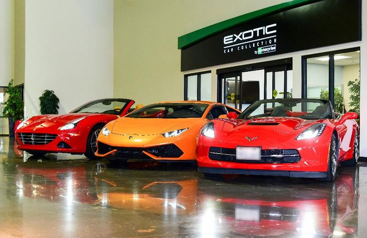 Enterprise Rent-A-Car Exotic Car Collection - In Photos: Enterprise Rent-A-Car…