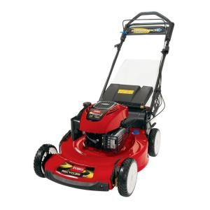 Best Lawnmower on Earth!  Toro Personal Pace Recycler 22 in. Variable Speed Self-Propelled Gas Lawn Mower with Blade Stop System (50-State Engine)-20333 at The Home Depot