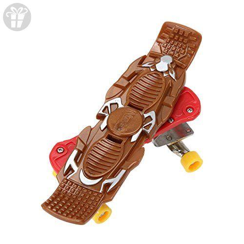 Finger Board Mini Finger Board With Retail Box Skate Trucks Finger Skateboard for Kid Toys Children Gift - Fidget spinner (*Amazon Partner-Link)