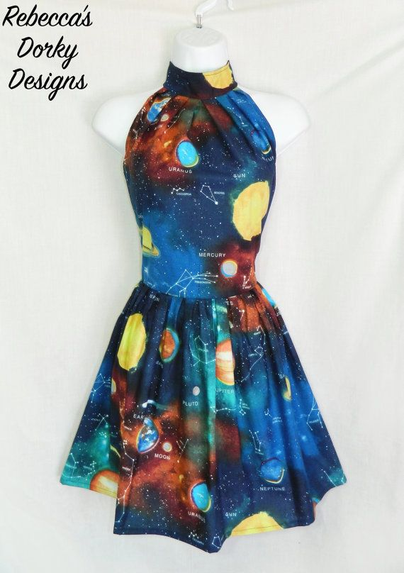 saturn planet costume skirt-#42