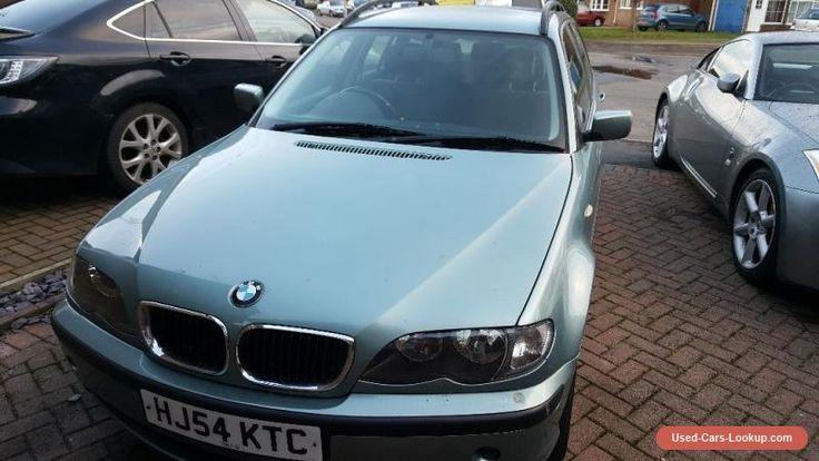 BMW 318i E46 318i Touring #bmw #318 #forsale #unitedkingdom