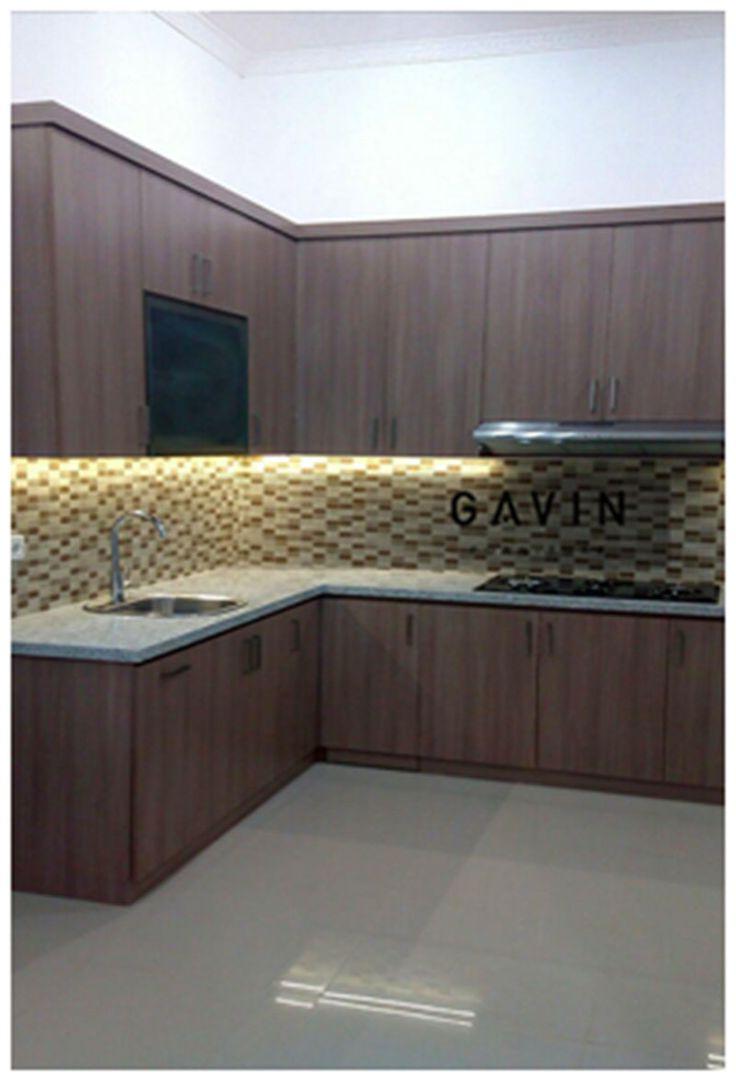 Informasi mengenai harga kitchen set silahkan hubungi gavininterior@gmail.com Kitchen Set Minimalis Untuk Klien Di Cipulir Jakarta Selatan Kitchen set minimalis produksi gavin furniture pada gambar…