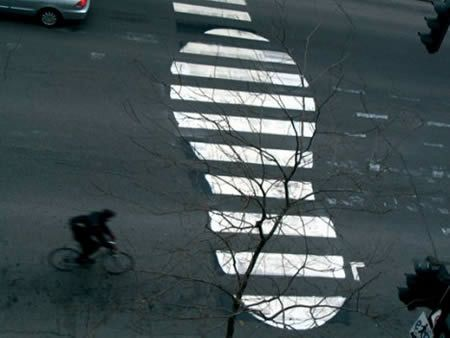 About something: Pedestrian Crossings