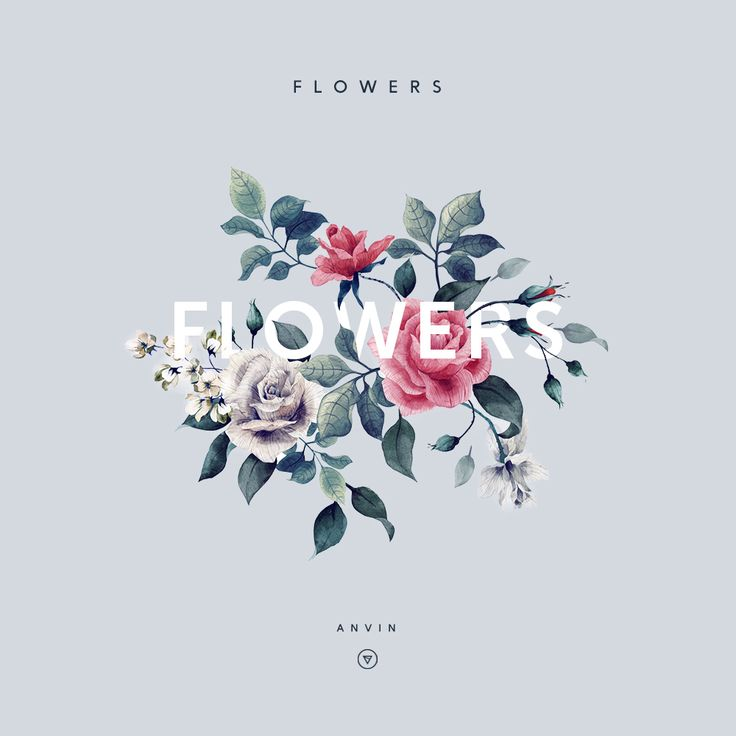 <p>Russian artist Andre Larcev is the creative mind behind floral graphics that feature poetic phrases intertwined in between the leaves. Larcev is currently residing in Moscow, where he works as a de
