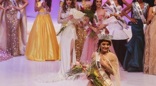 Managua: Another Indian woman brought accolades to Indian beauty map. Srishti Kaur, a resident of Noida, was crowned Miss Teen Universe 2017 on Tuesday. She was crowned after beating 25 contestants from around the world at the annual beauty pageant. The event was held at Managua, the capital of...
