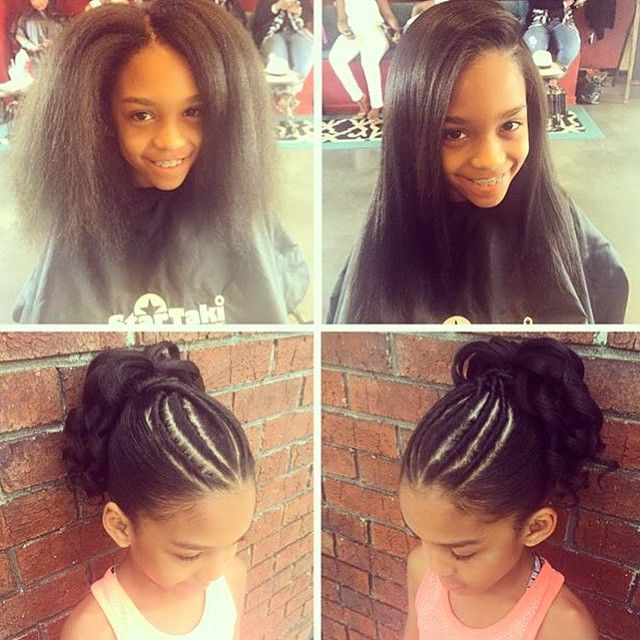 17 best girls blowout images on pinterest braids children transformation tuesday love this kidshair transformation styled by fandeluxe Epub