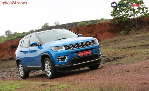 Jeep Compass Launch Date Announced; Expected Price, Features, And More
