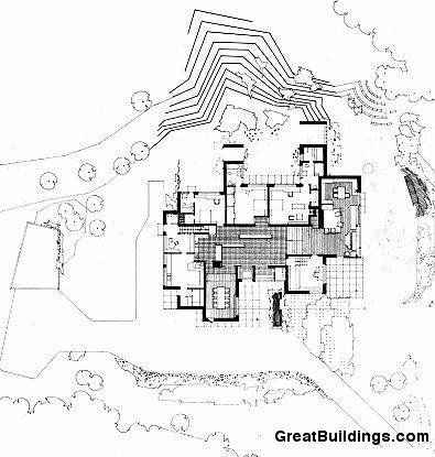 Alvar aalto classic and galleries on pinterest for Plan maison carre