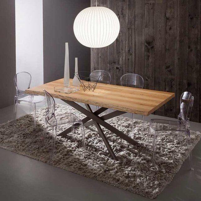 Renzo Oak Table