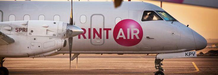 SprintAir Saab 340 freighter