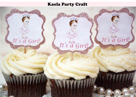 25 Best Ideas About Ballerina Cupcakes On Pinterest