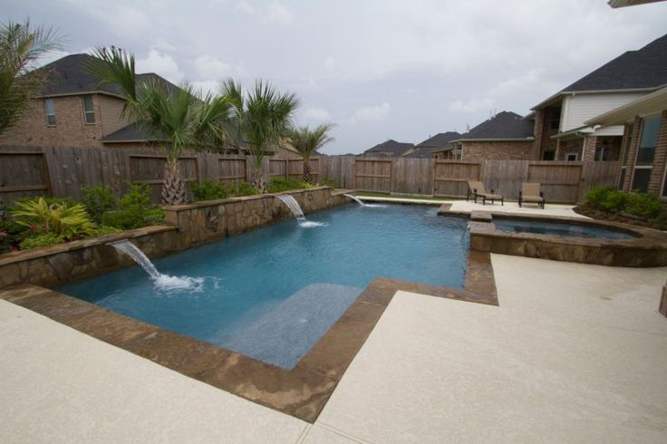 39 Best Pools Images On Pinterest Arquitetura Backyard