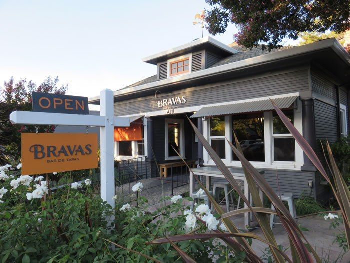 Bravas Spanish Restaurant in Healdsburg, California. To learn more about Beau Wine Tours and the services we offer in #NapaValley & #Sonoma click here: https://www.beauwinetours.com/