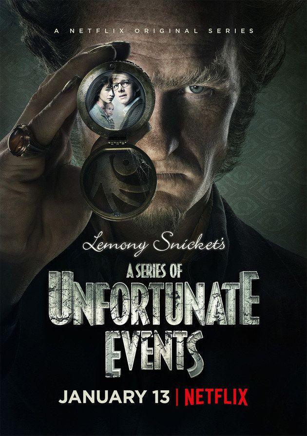 Unfortunate Events - Desventuras em Serie