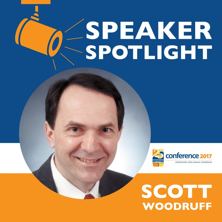 Scott Woodruff, a follower of Christ since his conversion in 1971, earned his juris doctor degree from the University of Virginia in 1980. After working for John Ashcroft, and subsequently a major regional insurance company, Scott came to work for @hslda  in 1998. He is a member of the bar of the Supreme Court of the United States, and licensed in Virginia and Missouri. He has assisted thousands of home educating families. #HIcon2017