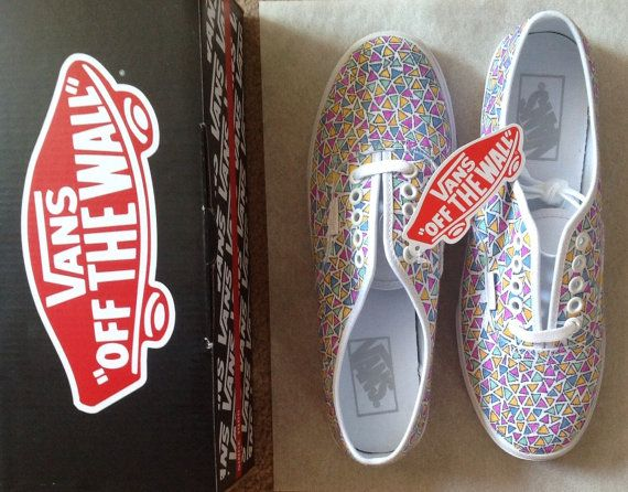vans shoes womens size 7