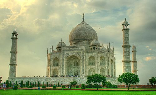 Taj Mahal HDR