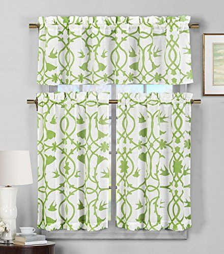Green Kitchen Curtain Ideas: 17 Best Ideas About Green Kitchen Curtains On Pinterest