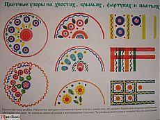 Фото товара Дымковская игрушка. Альбом для детского художественного творчества.