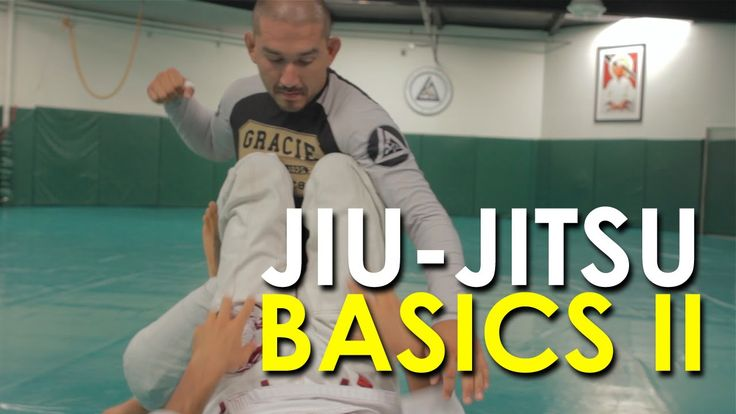 Intro to Brazilian Jiu Jitsu: Part 3 -- The Basics II