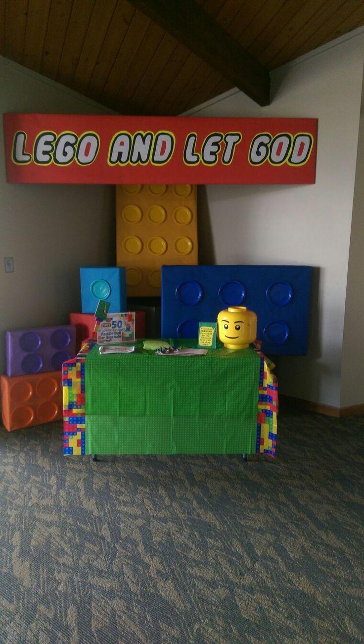 Lego VBS display