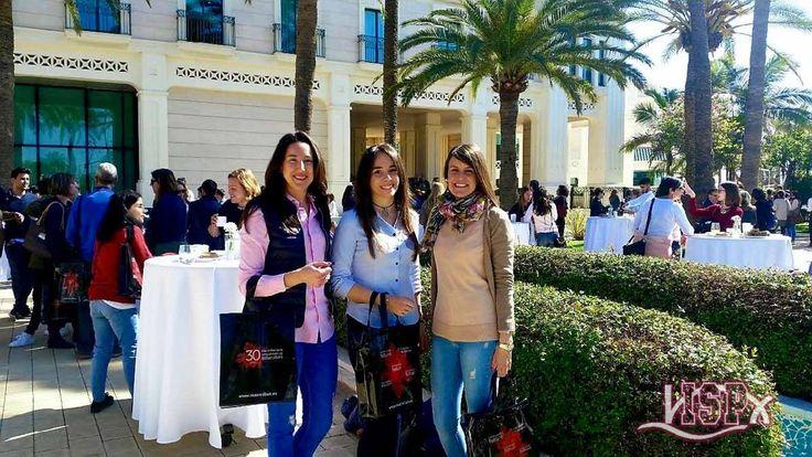 #profesoresISP de #InglésISP en las etapas de Primaria y Secundaria asistieron al congreso Macmillan Education en Valencia #FormaciónISP