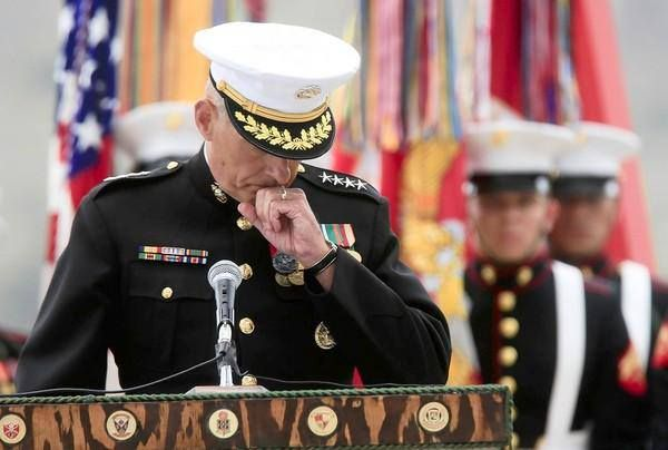 john kelly memorial day speech