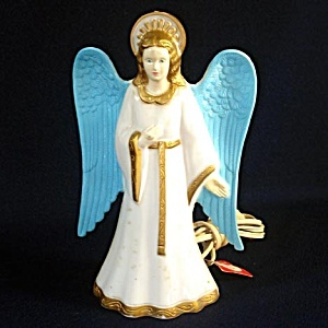 312 best Vintage Christmas Tree Toppers & Angels images on ...
