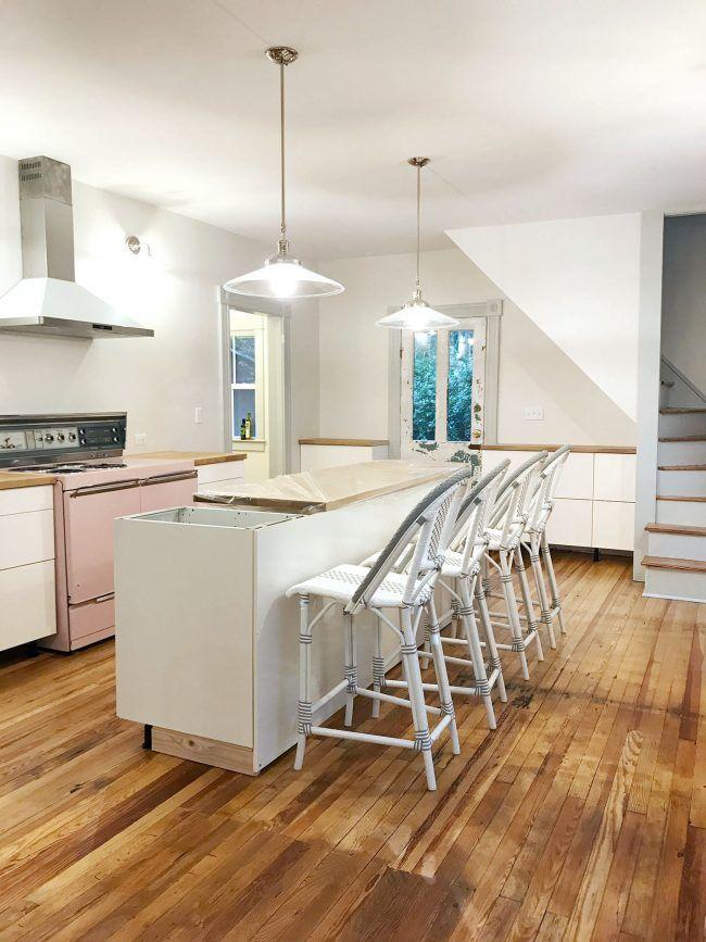 Das Strandhaus hat eine Küche! Nun, Kinda, Sorta Badezimmer Deko - deko ideen küche