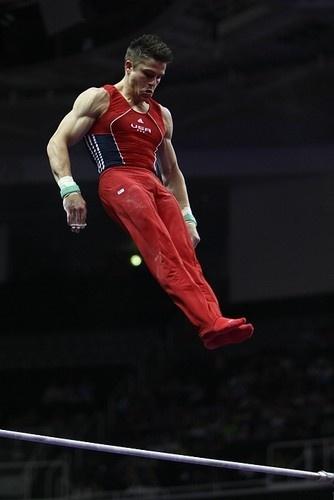 Brooks - 2012 U.S. Men's Olympic team  GYMNASTICS