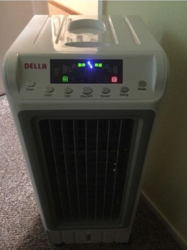 Portable-Air-Cooler-Evaporative-Fan-Humidifier-Tower-Remote-Indoor-Mini-Lcd