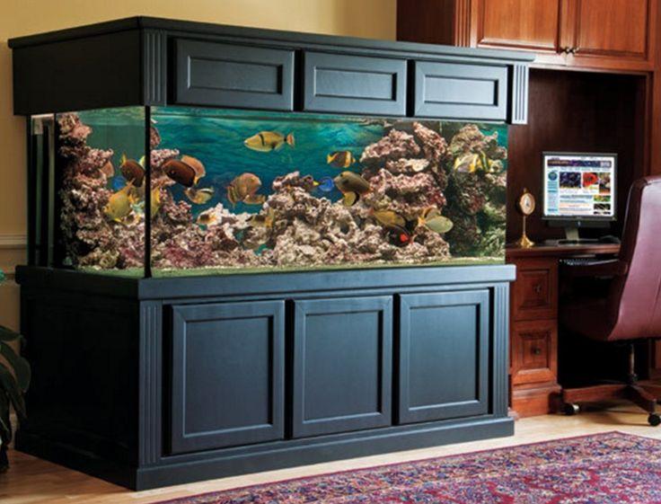 200 Gallon Aquarium Tank His Tank Pinterest