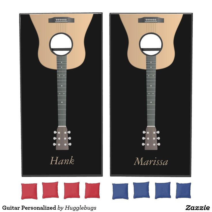 Guitar Personalized