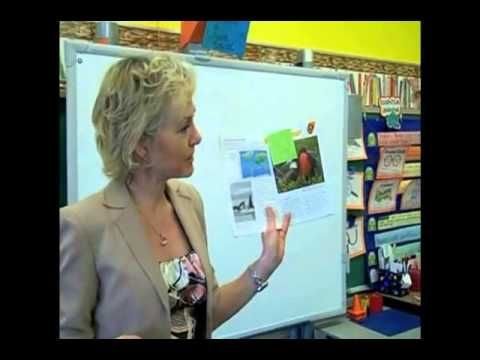 Fab Four Read Aloud from Reciprocal Teaching at Work by Lori Oczkus SD - YouTube